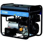 Портативный дизель генератор SDMO DIESEL 10000 E XL C