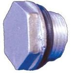 Взрывозащищенная пробка (заглушка) (код 305315.003) для светильников, коробок КР-В-100