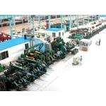 Оборудование для производства электросварных труб профильного сечения высокочастотной сваркой