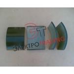 Накладка тормозная для тормоза ТКГ-700, ТКП-700 (427х255х12)