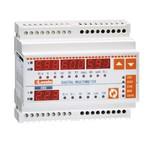 DMK 62 Модульный цифровой мультиметр, 251 измер., 2 прогр. вых., RS485, LED, Lovato Electric