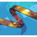 2012H206W240K22C2-12-W Водонепроницаемая светодиодная гибкая лента: SMD 3216,  144 LED, 12Vdc, 4.8w/м 3М,  (белый холодный ) (Тёпло белый)