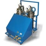 Мобильная установка для фильтрации промышленного масла