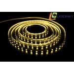 LED лента SMD 3528 4,8 Вт на метр 60 на метр IP 33 Теплый белый
