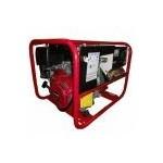 Генератор газовый REG SH5500, 4,0/4,4 кВт ручной старт
