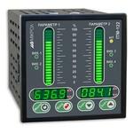 Двухканальный микропроцессорный индикатор с цифровой и линейной индикацией ИТМ-122У