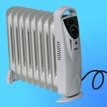 """Масляный радиатор электрический 6-секцион. """"IRIT"""" IR-07  (1,0кВт) 3 режима, термостат (Италия)"""