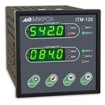 Двухканальный микропроцессорный индикатор ИТМ-120У