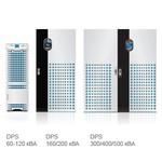ИБП Ultron серии DPS, 60–500 кВА, масштабируется до 4000 кВА при параллельном подключении