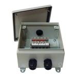 Клеммная коробка стальная силовая КК-5 150А