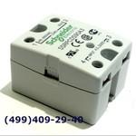 SSRPCDS90A3 Однофазные твердотельные реле 90А, управление 3-32 VDC, 48-660 VAC, Schneider Electric