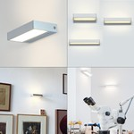 Serien Lighting SML Wall sconce светильник, Depends on lamp size