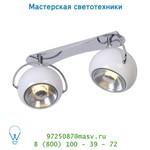 31942/22/31 Lucide COMET Spot 2xGU10/11Wincl. 46/16/17cm Weiss спот