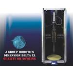 3d printer - J Group Robotics Dimension Daul Delta 3D System Rostock Cartesian