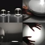 Empatia Tavolo Table lamp Artemide светильник, Depends on lamp size