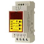 Реле контроля фаз (реле защиты двигателя) RZD-03-02