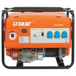 Установка генераторная бензиновая SKAT УГБ-5000