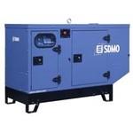Дизельная однофазная генераторная установка SDMO Pacific I T11HKM в кожухе