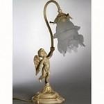 2081/1L Ivory 2081 Nervilamp, Настольная лампа