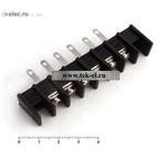 Клеммники барьерные T14-AM11-06 (9.5mm) (от 200 шт.)