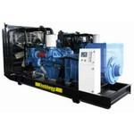 Дизельный генератор Hobberg на двигателе MTU модель HM 700А