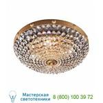 6005 PL4 HALF CUT GLASS Masiero потолочный светильник