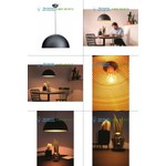 3616730E7 black Philips, подвесной светильник