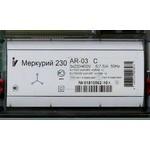 Меркурий 230 АR-03 C 5-7,5А; 3*220/380В; 0,5s/1,0  (снят с производства в 2014 году)