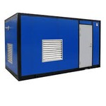 Блок-контейнер 4,0х2,35х2,4( 80-150 кВт)
