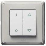 Светорегулятор Cariva нажимной, 500Вт белый | арт. 773615 | Legrand