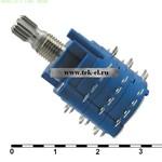 Галетные переключатели SR193-12-3 (15K) 3П12Н (от 10 шт.)