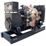 Дизель-генераторная установка GMJ300 открытого исполнения