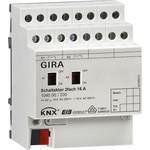 104000 KNX/EIB Системные устройства KNX/EIB Реле, 2-канальн., 16 A с ручным управлением