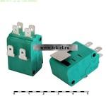 Микропереключатели MSW-06-1 on-on (10A/250VAC) (от 100 шт.)