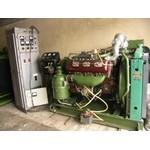 Дизельная электростанция 100 кВт, Дизель генератор 125 кВА (с консервации - с хранения)