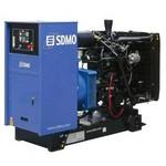 Генератор дизельный однофазный SDMO Montana T 24 KМ-IV / TELYS ( 24 кВт)
