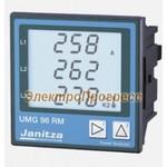 UMG 96RM (52.22.001) - многофункциональное измерительное устройство Janitza