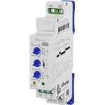 Реле контроля однофазного напряжения РКН-1-1-15 AC230В УХЛ4 регулируемые верхний, нижний пороги срабатывания