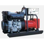 Дизель генератор IVECO  352 кВт  отгрузка со склада  37 225 Евро с НДС