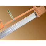 77701073 Взрывозащищенный люминесцентный светильник ЛСП03ВЕх-1х80-412 (старое название Н4Т4Л 1х80)