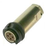 KP10-4TPK кабельная розетка с кожухом является аналогом РС4ТВ