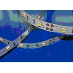 5050WW Светодиодная гибкая лента: SMD 5050 5М, 150 led 12Vdc 7.2w*1metr (тёпло белый  )