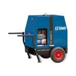 Трехфазный  дизель-генератор SDMO SD 6000 TE (5,2 кВт)