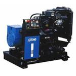 SDMO Montana JM 30 (24 кВт /30 кВА) трехфазный дизельный