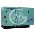 Дизельная электростанция  GMC400 номинальной мощности - 360 кВА