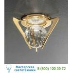 Встраиваемый спот STR 10-339 Gold/EBL Orion