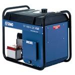 SDMO SV180/4DE (5 кВт, 6 кВА) для сварки дизельный