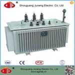 6КВ 80КВА Силовые масляные трехфазные трансформаторы