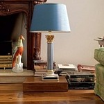 Colonne Le Porcellane 3518, Настольная лампа