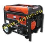 Бензиновый генератор 6 кВт Aurora AGE 7500 D